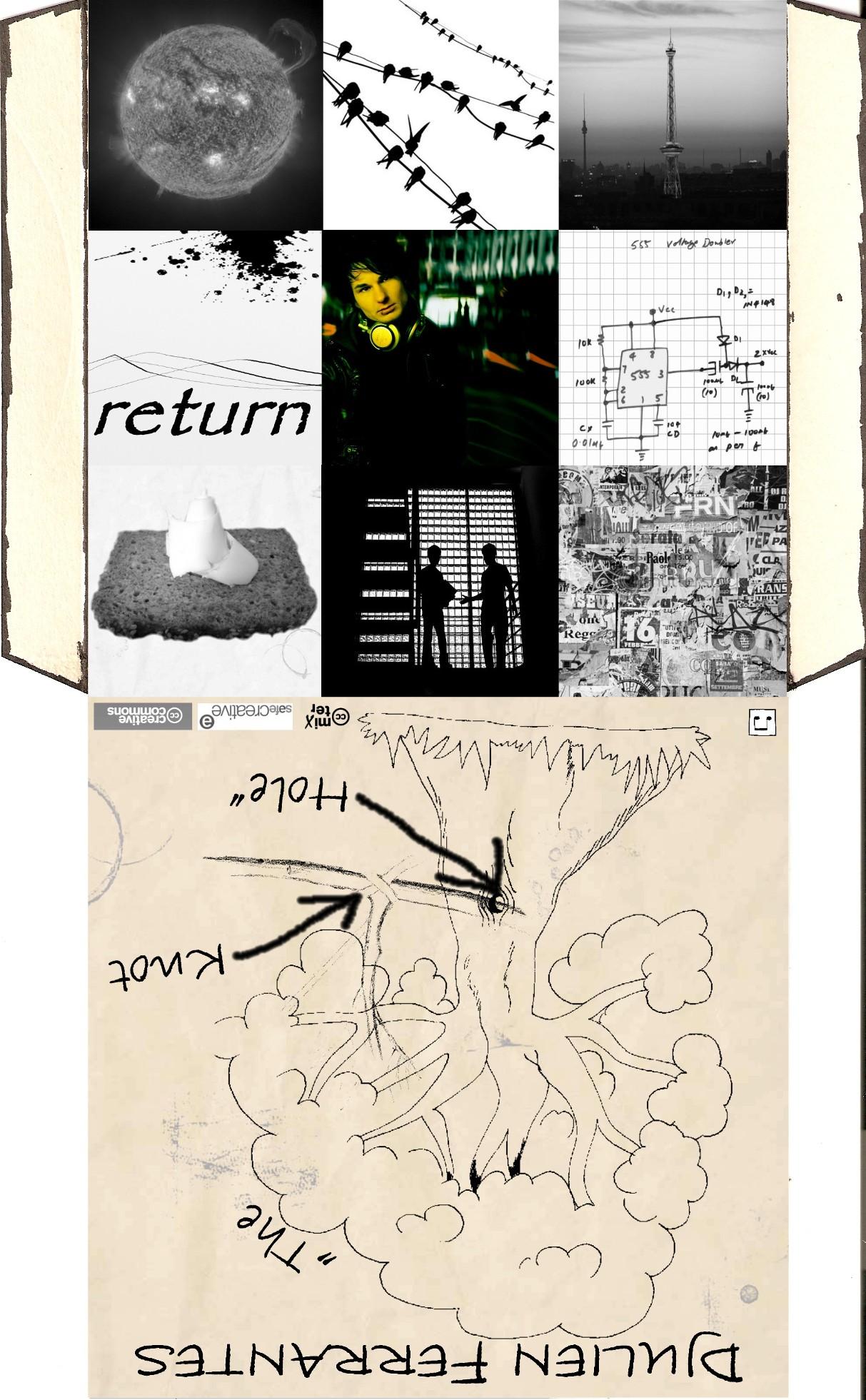 mnblck033 - Djulien Ferrantes - The Knothole (2010)