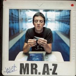 Mr. A-Z by Jason Mraz