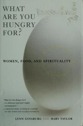 Cover of: What are you hungry for? | Lynn Ginsburg